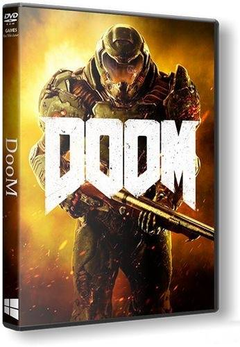 DOOM [Update 2] (2016) PC | RePack от NemreT