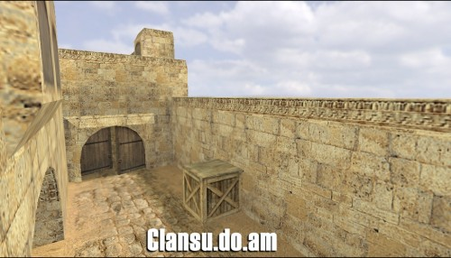 Карта de_dust2_3x3 для CS 1.6